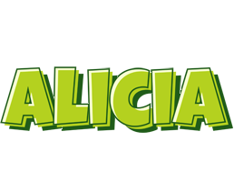 Alicia summer logo