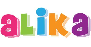 Alika friday logo