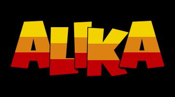 Alika jungle logo