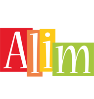Alim colors logo