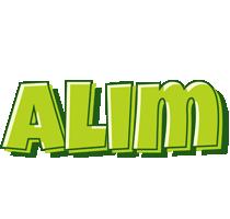 Alim summer logo
