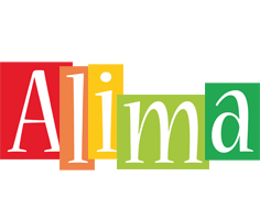 Alima colors logo