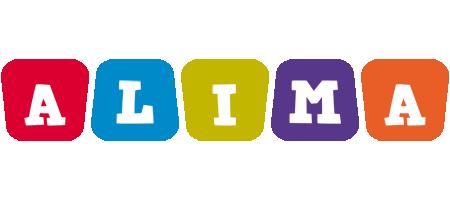 Alima daycare logo