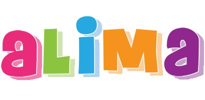 Alima friday logo