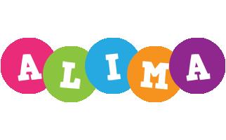 Alima friends logo