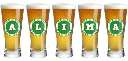 Alima lager logo