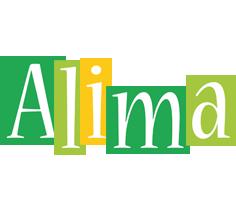 Alima lemonade logo