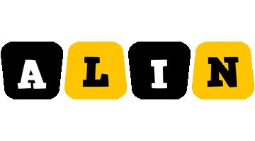 Alin boots logo