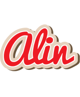 Alin chocolate logo