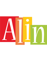 Alin colors logo
