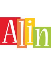 Alin colors logo