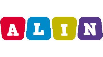 Alin daycare logo