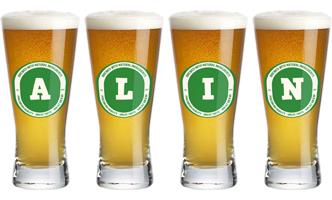 Alin lager logo