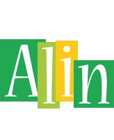 Alin lemonade logo