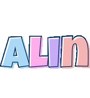 Alin pastel logo