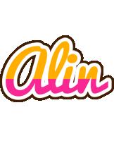 Alin smoothie logo