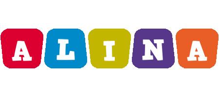 Alina daycare logo