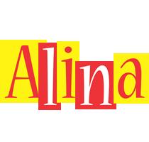 Alina errors logo