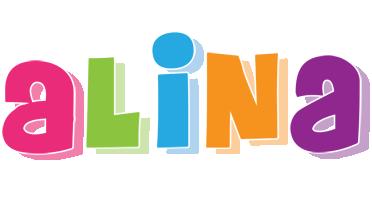 Alina friday logo