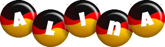 Alina german logo