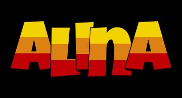 Alina jungle logo