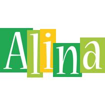 Alina lemonade logo