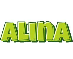 Alina summer logo