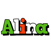 Alina venezia logo