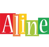 Aline colors logo