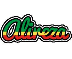 Alireza african logo