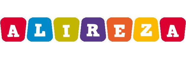 Alireza daycare logo