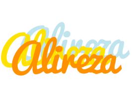 Alireza energy logo