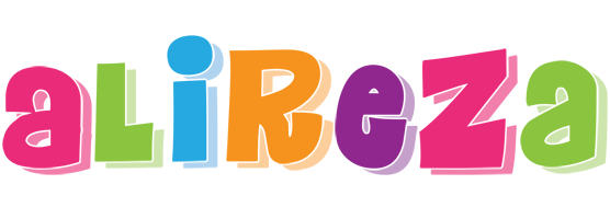 Alireza friday logo
