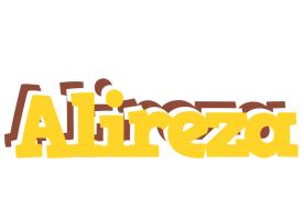 Alireza hotcup logo