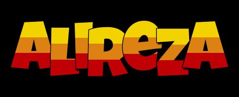 Alireza jungle logo