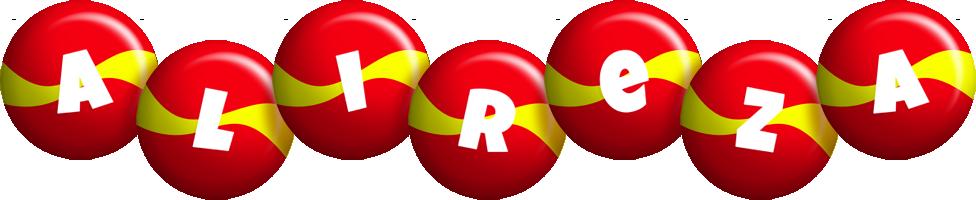 Alireza spain logo