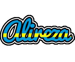 Alireza sweden logo