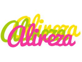 Alireza sweets logo
