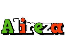 Alireza venezia logo