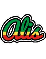 Alis african logo