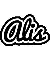 Alis chess logo