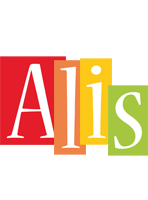 Alis colors logo