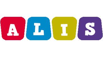 Alis daycare logo