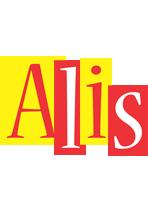 Alis errors logo