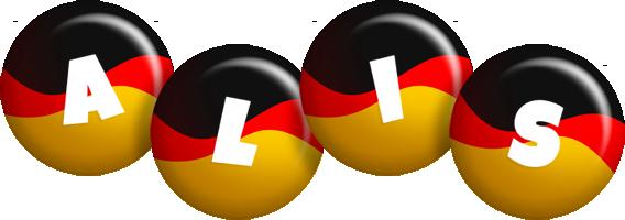 Alis german logo