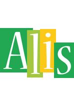 Alis lemonade logo