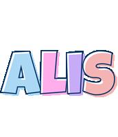 Alis pastel logo