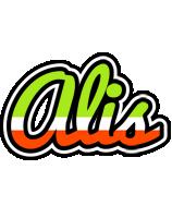 Alis superfun logo