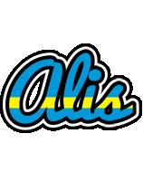 Alis sweden logo
