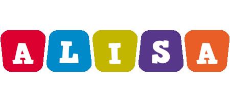 Alisa daycare logo